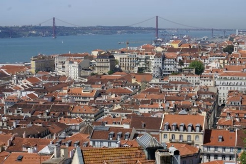 View of Tagus